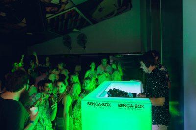 Event Venue, Industrial Venue,, Benga Box, entrance, BYO Venue, Late Night Venue