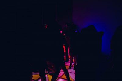 Vibe-a-tron dancefloor, Event Venue, Industrial Venue,, Benga Box, entrance, BYO Venue, Late Night Venue