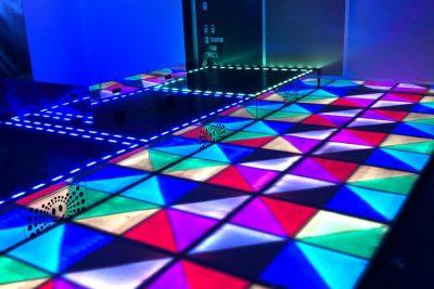 Vibe-a-tron LED Dance Floor